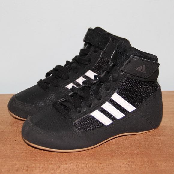 728e7f7f adidas Shoes | Hvc Youth Wrestling 10k | Poshmark